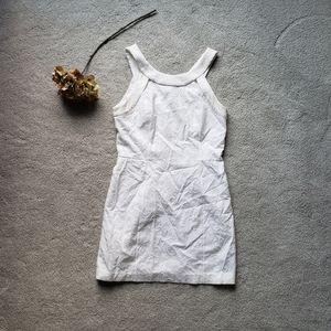WALTER BAKER Cream Mini Dress